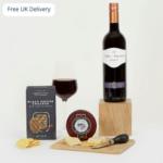 Classic Cheese and Wine Hamper