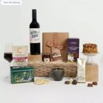Gourmet food and Wine Hamper