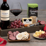 Red Wine Countryside Gift Baskets